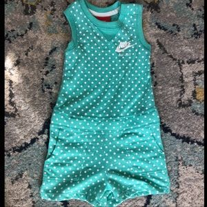 Baby Girl Nike Romper